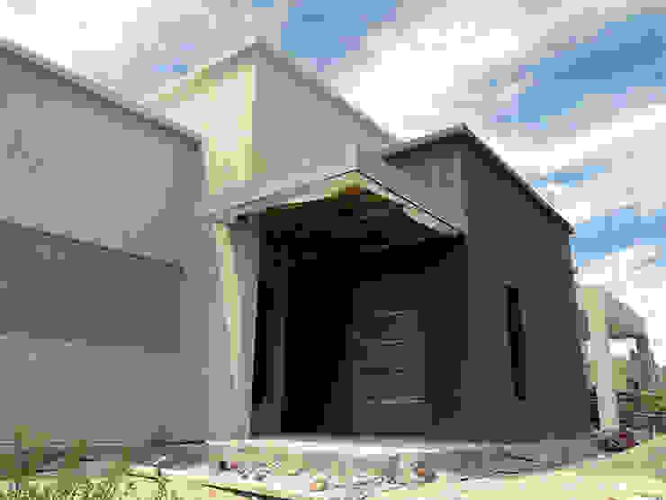 Vivienda Unifamiliar Casas modernas: Ideas, imágenes y decoración de Lineasur Arquitectos Moderno