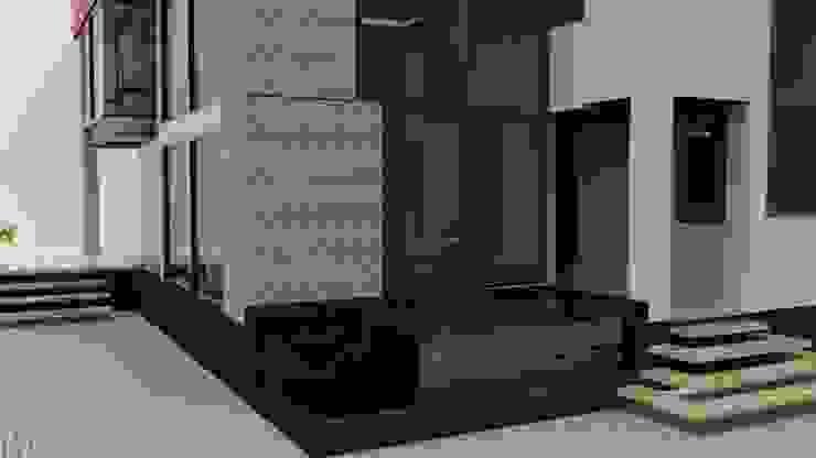 Diseño y asesoria arquitectonica. Casas modernas de no aplica Moderno