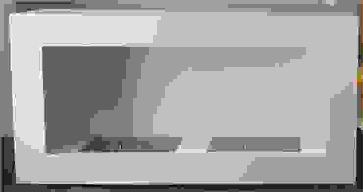 Wall Units: modern  by EcoFlames, Modern
