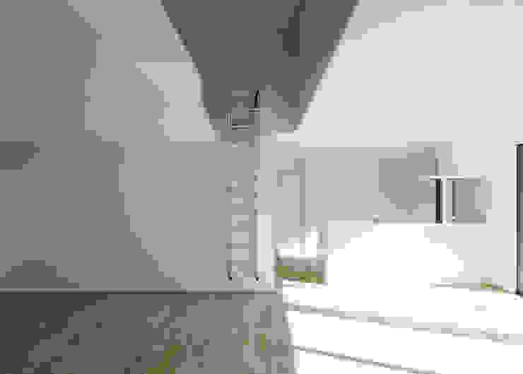 有限会社アルキプラス建築事務所 Modern living room
