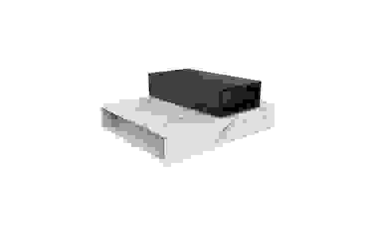 BOX SET Salas de estar modernas por Maami Home Moderno Mármore