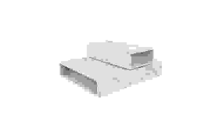 BOX SET por Maami Home Minimalista Mármore