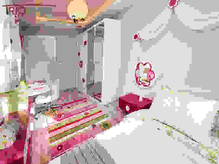 TrioParkKonut Çorlu – Örnek Daire Modern Çocuk Odası MAG Tasarım Mimarlık Modern