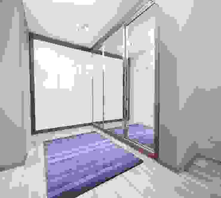 TrioParkKonut Çorlu – Örnek Daire Modern Giyinme Odası MAG Tasarım Mimarlık Modern