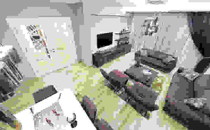 Modern living room by MAG Tasarım Mimarlık Modern