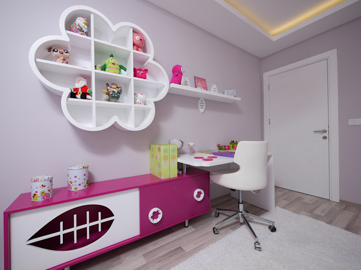 MAG Tasarım Mimarlık Stanza dei bambini moderna