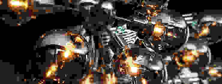 por Conexo. Moderno Metal