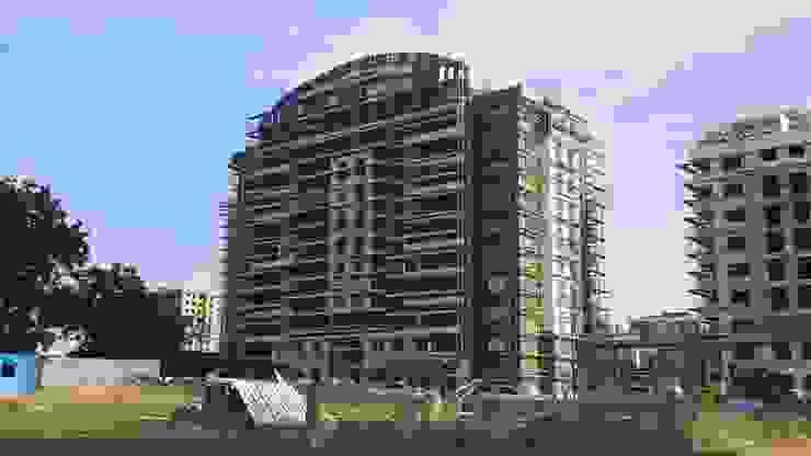 TrioParkKonut Çorlu Modern Evler MAG Tasarım Mimarlık Modern