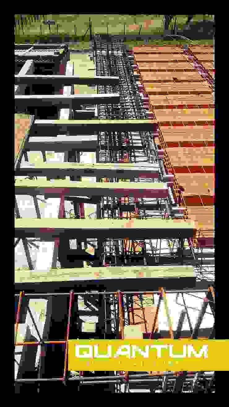 VIVIENDA UNIFAMILIAR – B° CERRADO LOMAS DEL REY – Sierras de Córdoba. Casas minimalistas de Betiana Denardi | Arquitecta Minimalista
