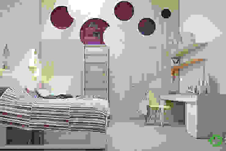 غرفة الاطفال تنفيذ Polygon arch&des,
