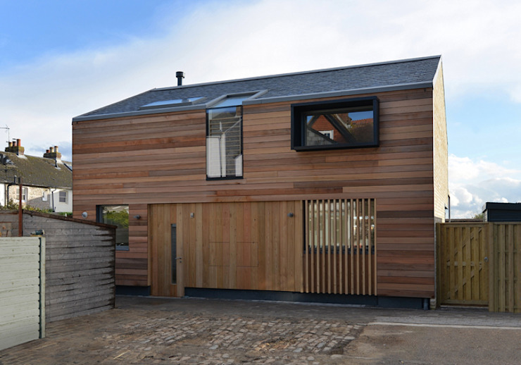 New build house:  Houses by BBM Sustainable Design Limited, Modern