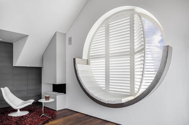 Gama Styl Shutters Wood White