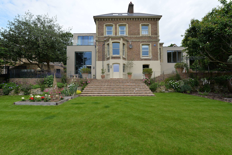 House refurbishment and extensions BBM Sustainable Design Limited Modern houses