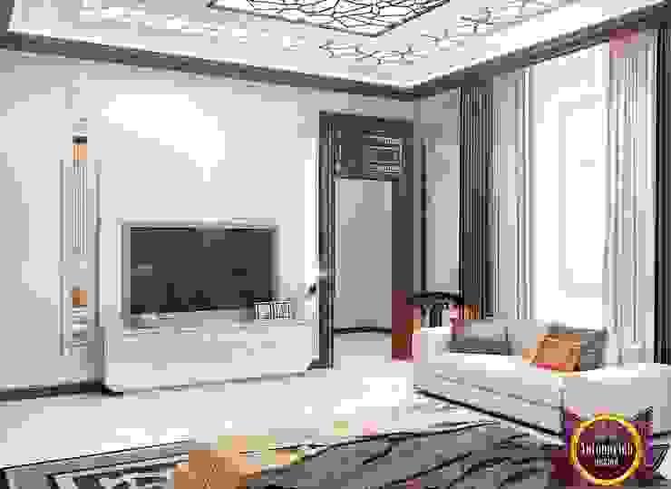 Interior Design bedroom by Katrina Antonovich Modern style bedroom by Luxury Antonovich Design Modern