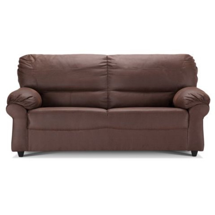 modern  by Cheap leather sofas ltd, Modern Leather Grey