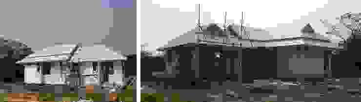 งานติดตั้งบานประตู-หน้าต่าง งานฝาเพดานทั้งหมด งานติดตั้งระบบไฟฟ้า โดย สำนักงานสถาปนิกอนุชา