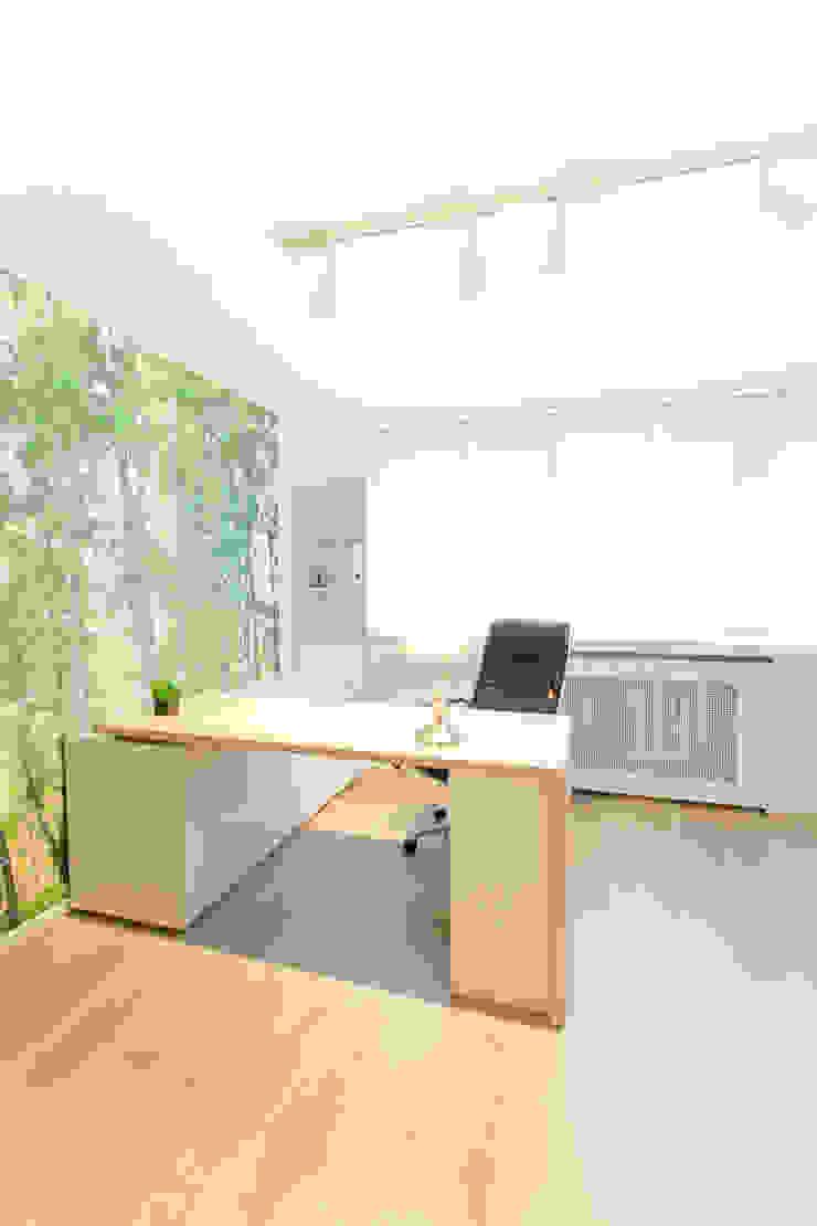 jw architektura Modern study/office