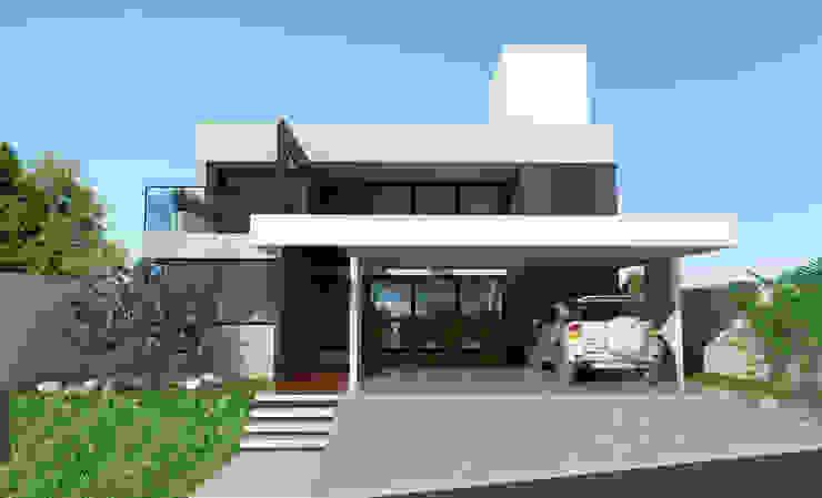 Casas modernas de P&I Arquitetura Moderno