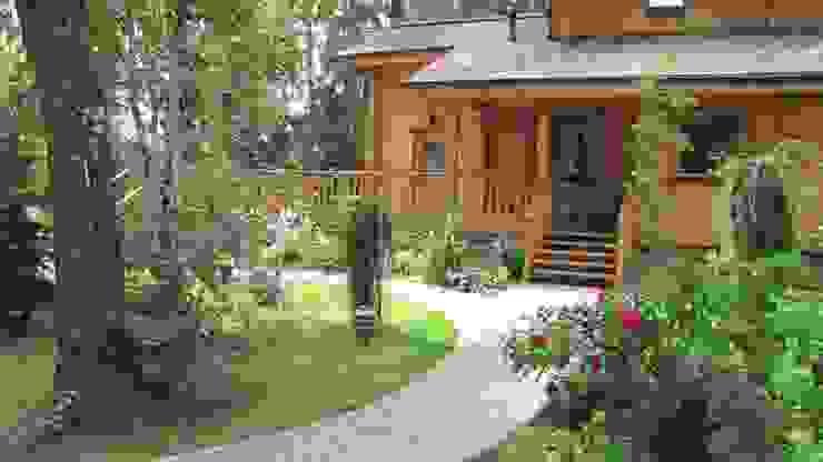 Minimalist houses by архитектурная мастерская МАРТ Minimalist