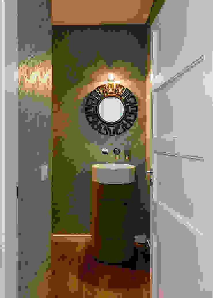 Quarto de banho Casas de banho modernas por Franca Arquitectura Moderno
