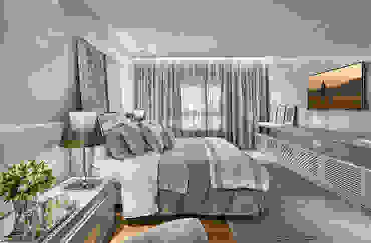 Modern Bedroom by Alessandra Contigli Arquitetura e Interiores Modern