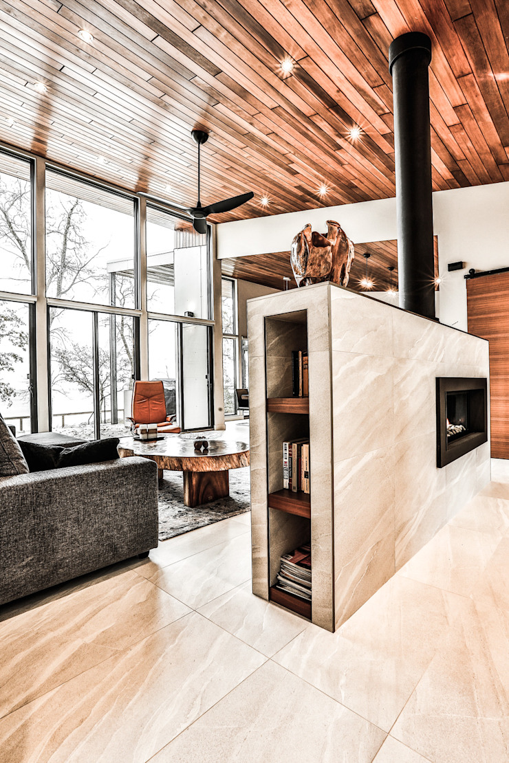 Unit 7 Architecture Modern living room