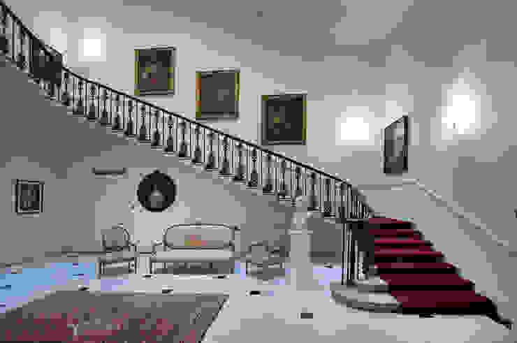 German Embassy Residence (Grade I Listed) ÜberRaum Architects Klasik