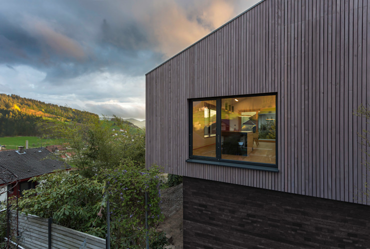 Cloud Cuckoo House ÜberRaum Architects Modern Houses