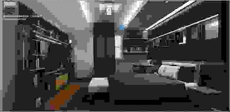 งานบิ้วห้องนอน เทพศิรินทร์ นนทบุรี โดย nobel design