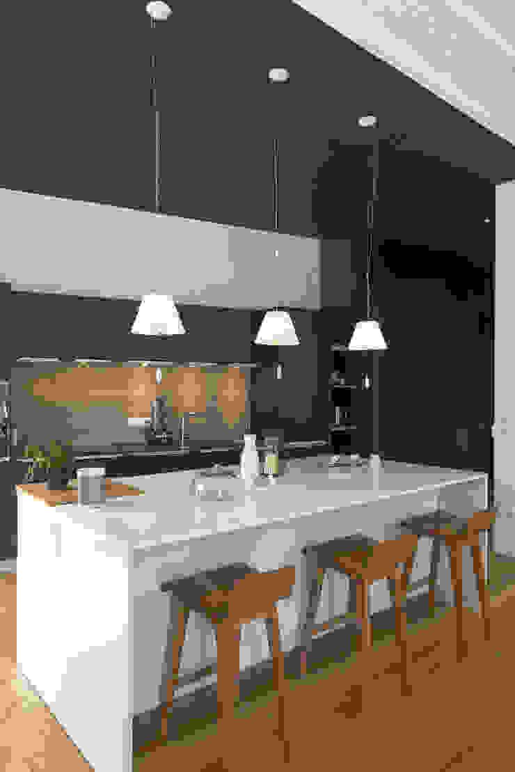 Dominique Marcon Kitchen
