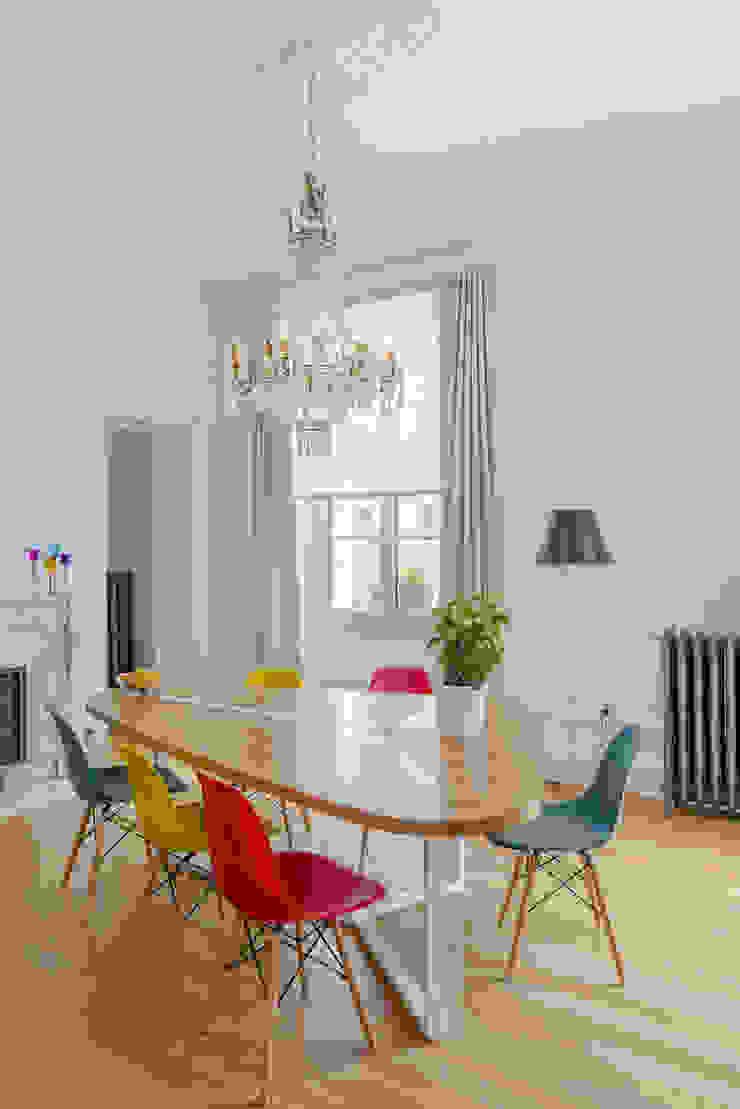 Dominique Marcon Dining room