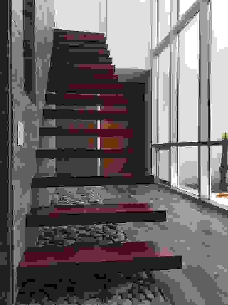 kc 320 Salas de estilo minimalista de costa & valenzuela Minimalista