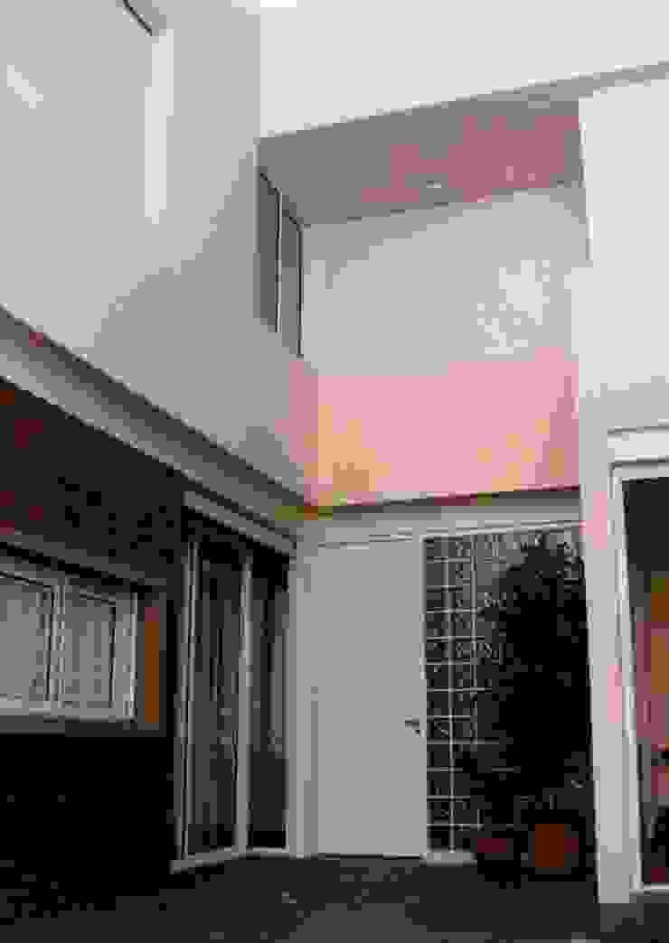 C1600 Casas modernas de costa & valenzuela Moderno