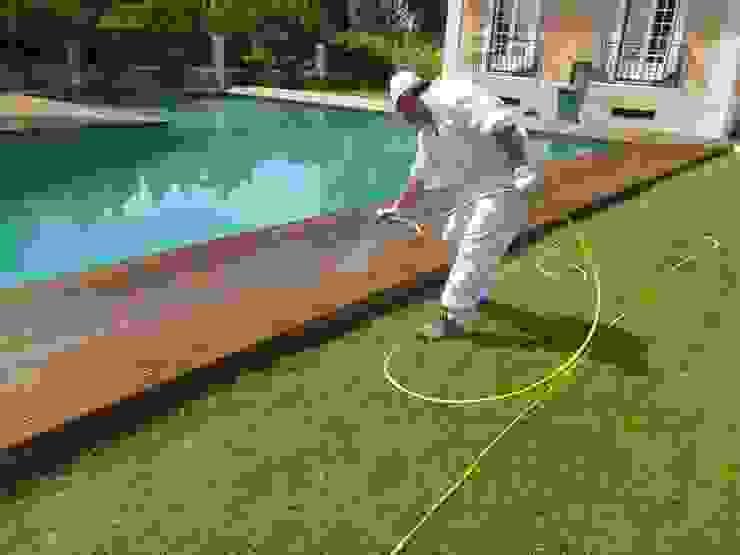 Revestimento de Deck de Madeira por Pluggo – Wood for Life®