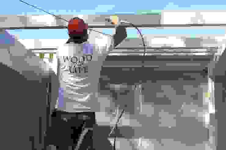 Revestimento de Casa de Madeira por Pluggo – Wood for Life®