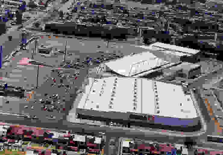Centro San Miguel - MAC Arquitectos Consultores Casas modernas de MAC Arquitectos Consultores Moderno