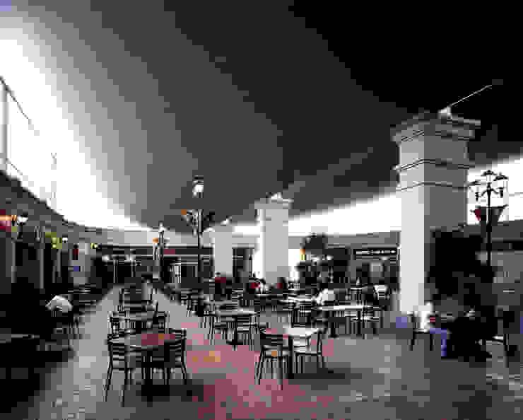 Centro San Miguel - MAC Arquitectos Consultores Balcones y terrazas modernos de MAC Arquitectos Consultores Moderno