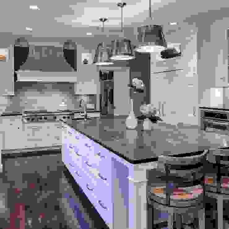 Tasarım Modern Mutfak erenyan mimarlık proje&tasarım Modern