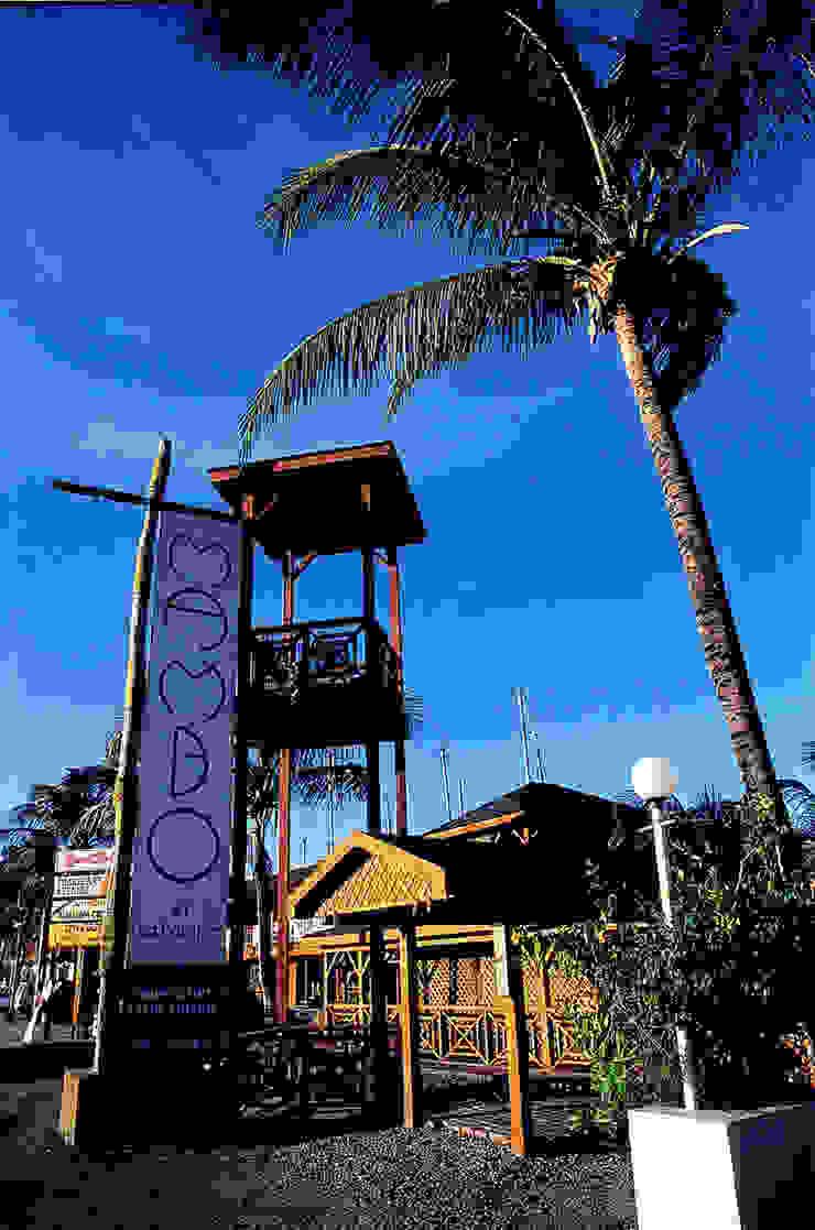 Hotel & Marina Club - MAC Arquitectos Consultores Casas modernas de MAC Arquitectos Consultores Moderno