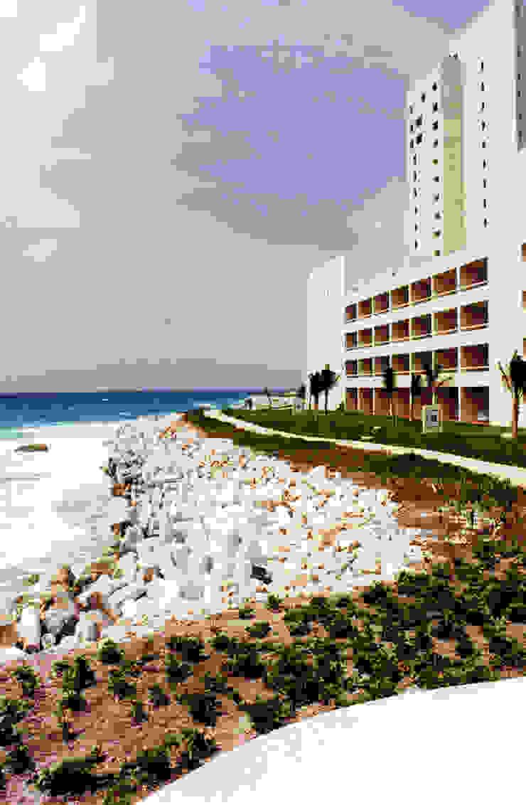 Camino Real Cancún - MAC Arquitectos Consultores Casas modernas de MAC Arquitectos Consultores Moderno