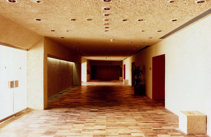 Camino Real Cancún - MAC Arquitectos Consultores Pasillos, vestíbulos y escaleras modernos de MAC Arquitectos Consultores Moderno