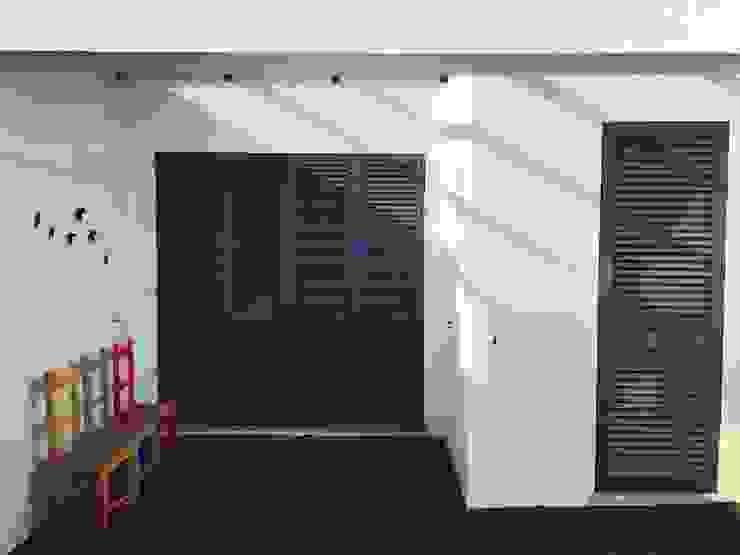 Casas de estilo rústico de QFProjectbuilding, Unipessoal Lda Rústico