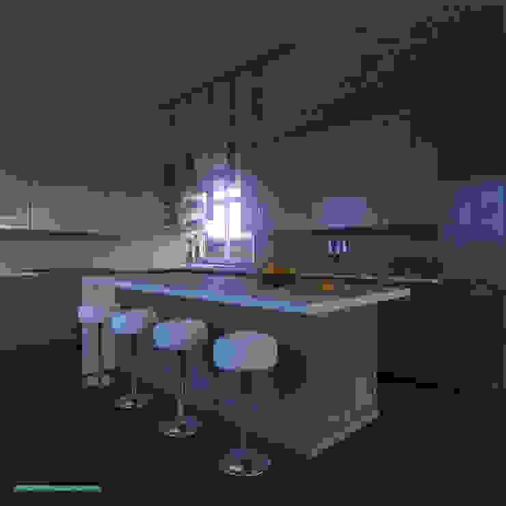 Ambiente Residencial – Cozinhas por Distone Clássico Pedra