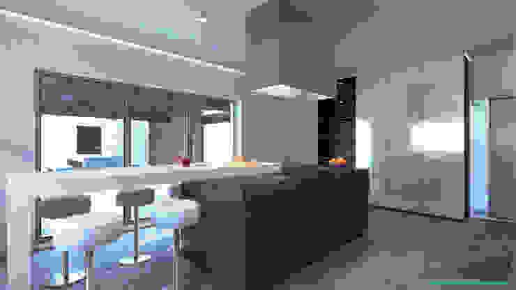 Distone ห้องครัวเคาน์เตอร์ครัว หิน