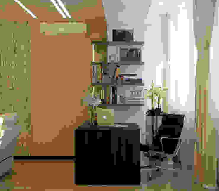 Modern Terrace by Студия интерьерного дизайна happy.design Modern