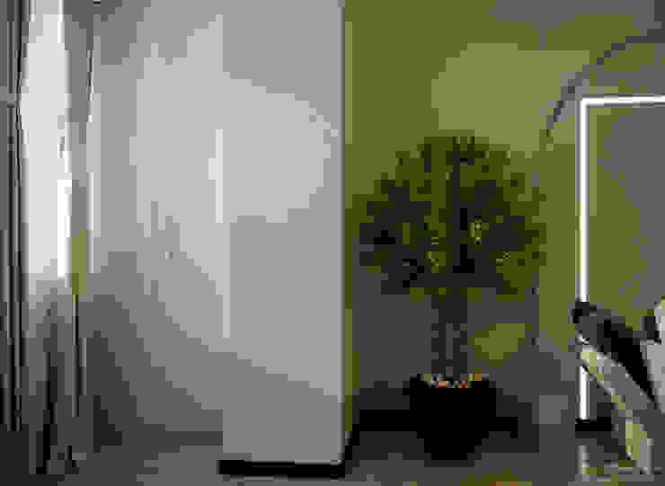 Modern Balkon, Veranda & Teras Студия интерьерного дизайна happy.design Modern