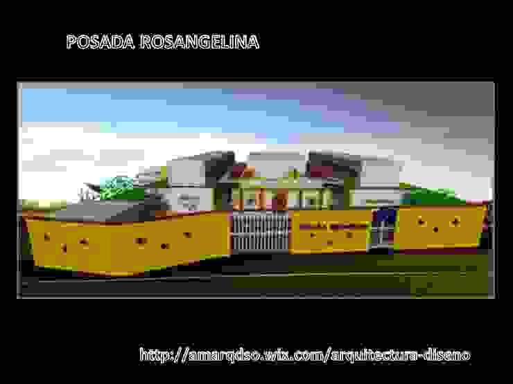 Posada Rosangelina A.M. ARQUITECTURA +DISEÑO