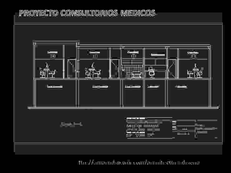 CONSULTORIOS MEDICOS de A.M. ARQUITECTURA +DISEÑO