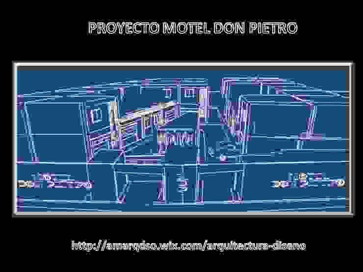 "Proyecto Motel Don Pietro"" de A.M. ARQUITECTURA +DISEÑO"