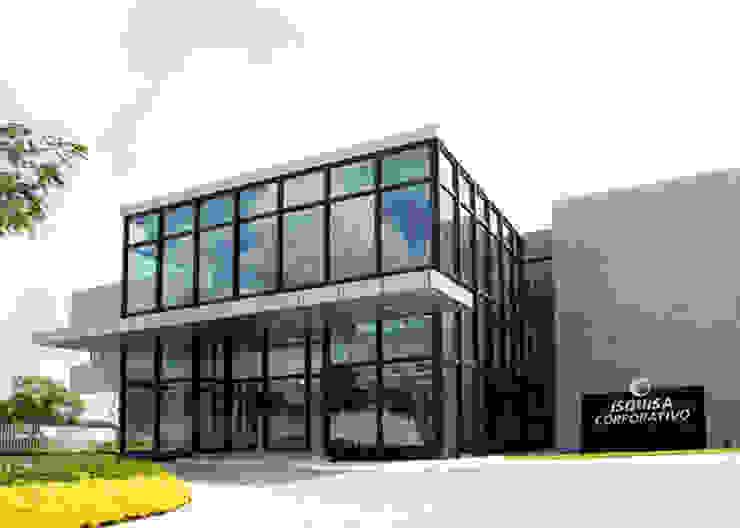 ISQUISA - MAC Arquitectos Consultores Casas modernas de MAC Arquitectos Consultores Moderno